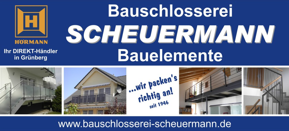 Bauschlosserei Hessen