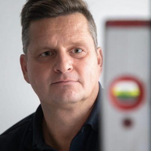 Inhaber Peter Scheuermann