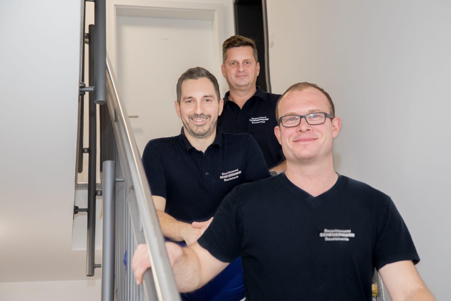 Team-Bauschlosserei Scheuermann